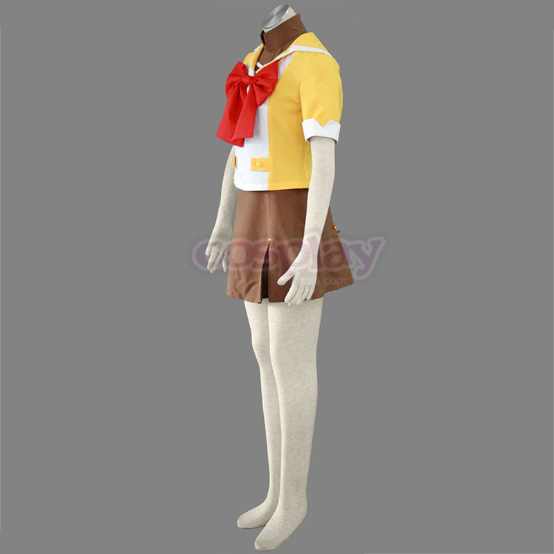 Macross F Ranka Lee 4 Cosplay Costumes UK