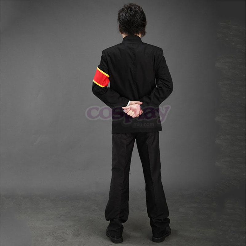 Hitman Reborn Kyoya Hibari 1 Cosplay Costumes UK