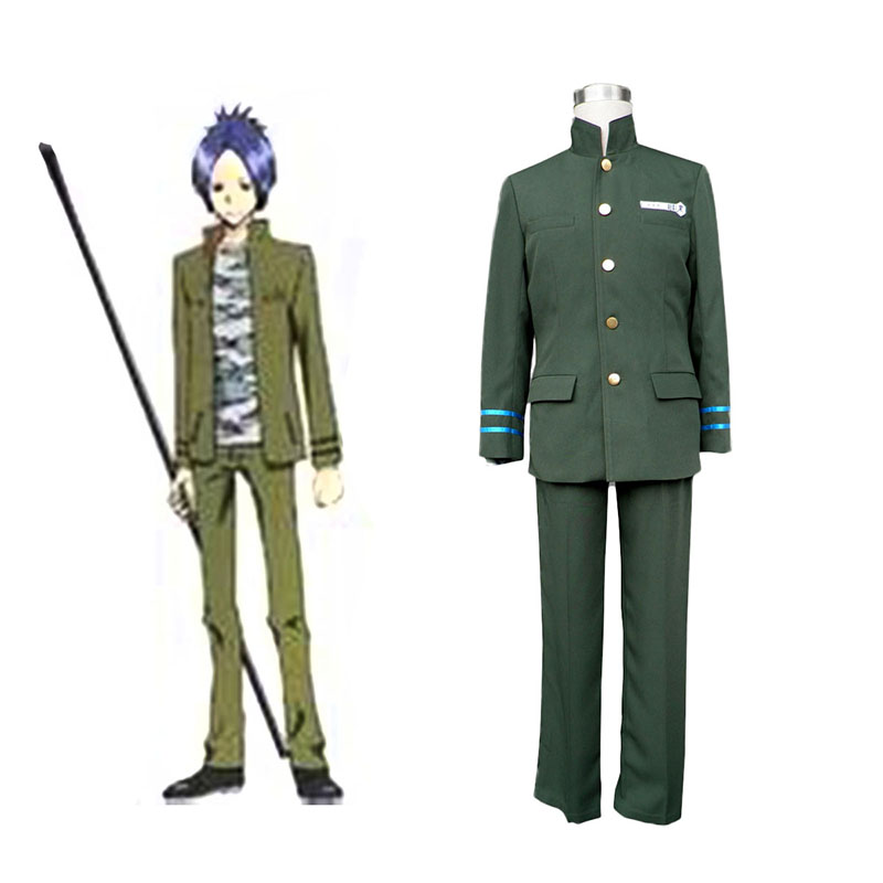 Hitman Reborn Junior High School Male Uniforms 1 Cosplay Costumes UK