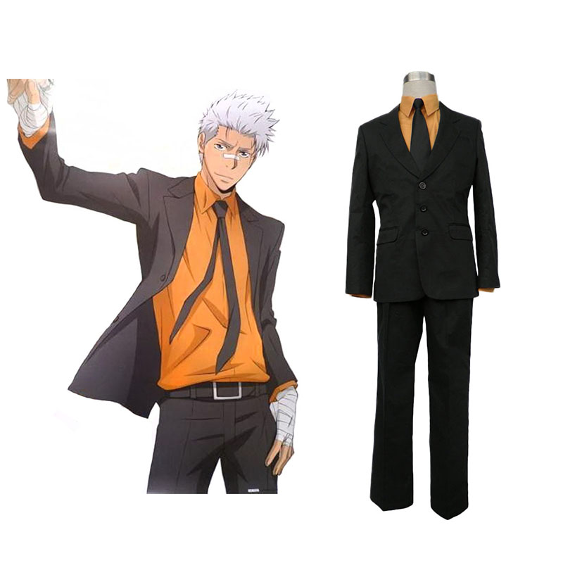 Hitman Reborn Ryohei Sasagawa 1 Cosplay Costumes UK