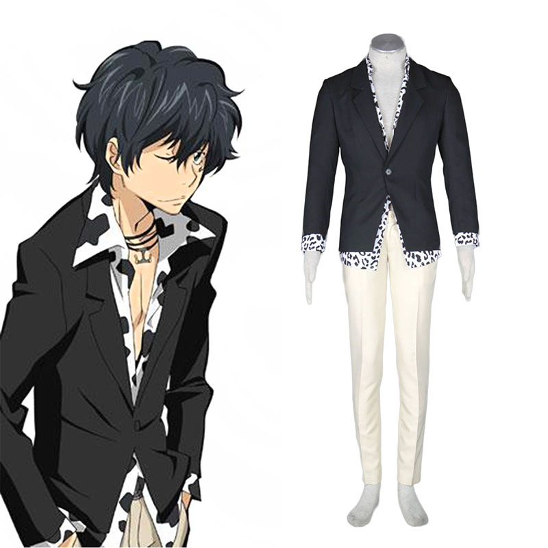 Hitman Reborn Ranbo 1 Cosplay Costumes UK