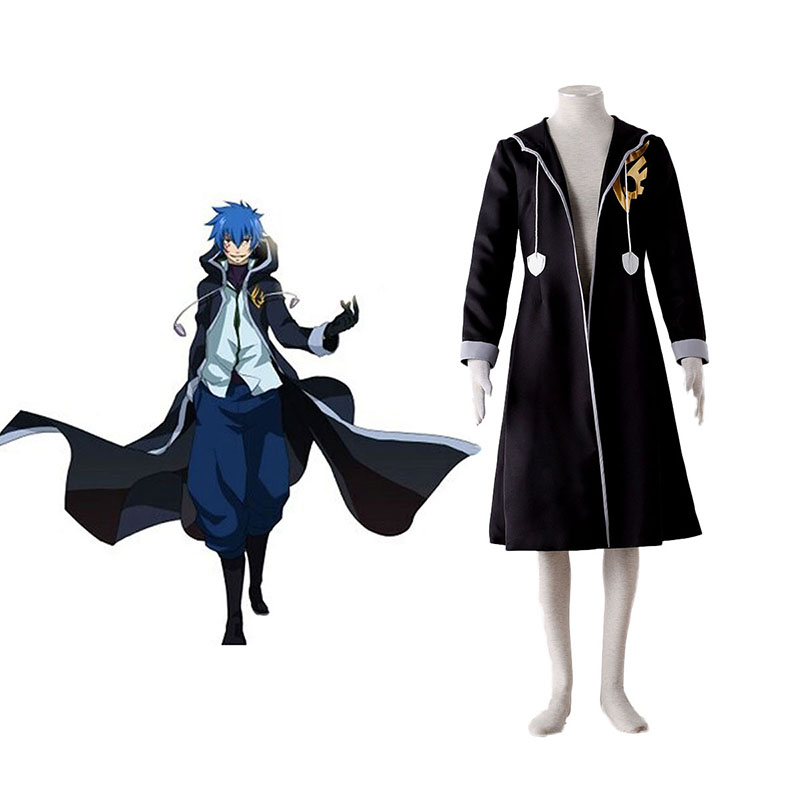 Fairy Tail Jellal Fernandes 1 Cosplay Costumes UK