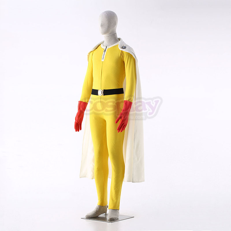 One Punch-man Saitama 1 Cosplay Costumes UK