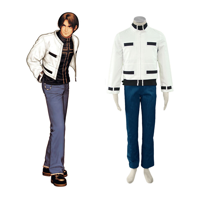 The King Of Fighters Kyo Kusanagi Cosplay Costumes UK