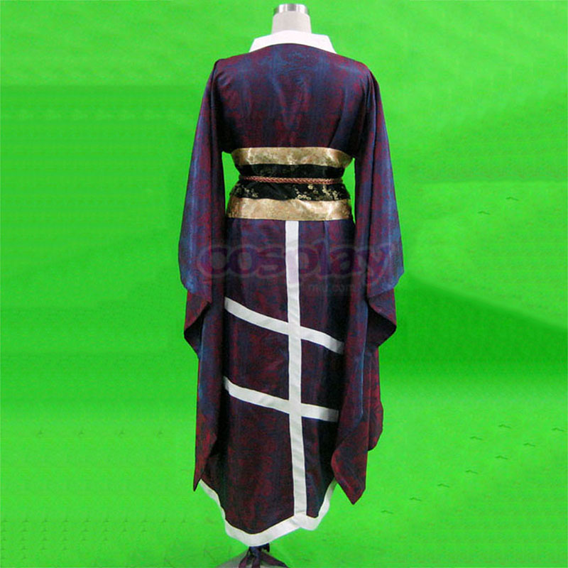 Samurai Warriors Nouhime 1 Cosplay Costumes UK
