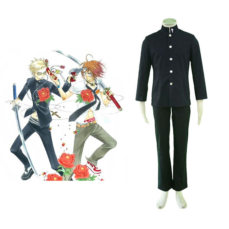 ZONE-00 Shima Cosplay Costumes UK