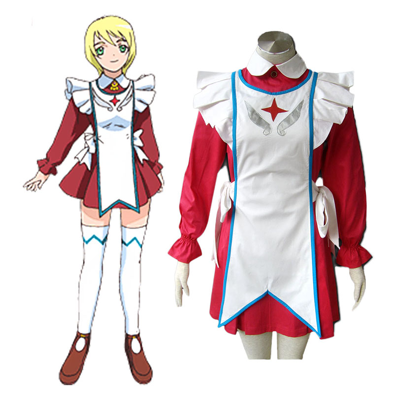 My-Otome Erstin Ho Cosplay Costumes UK