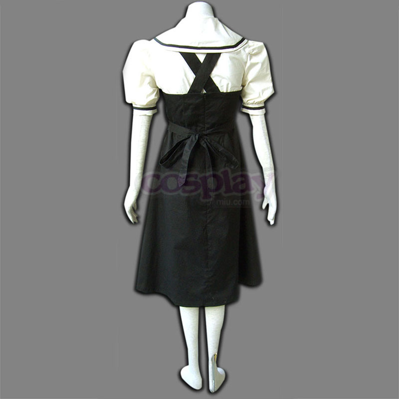 Air Female School Uniforms Cosplay Costumes UK