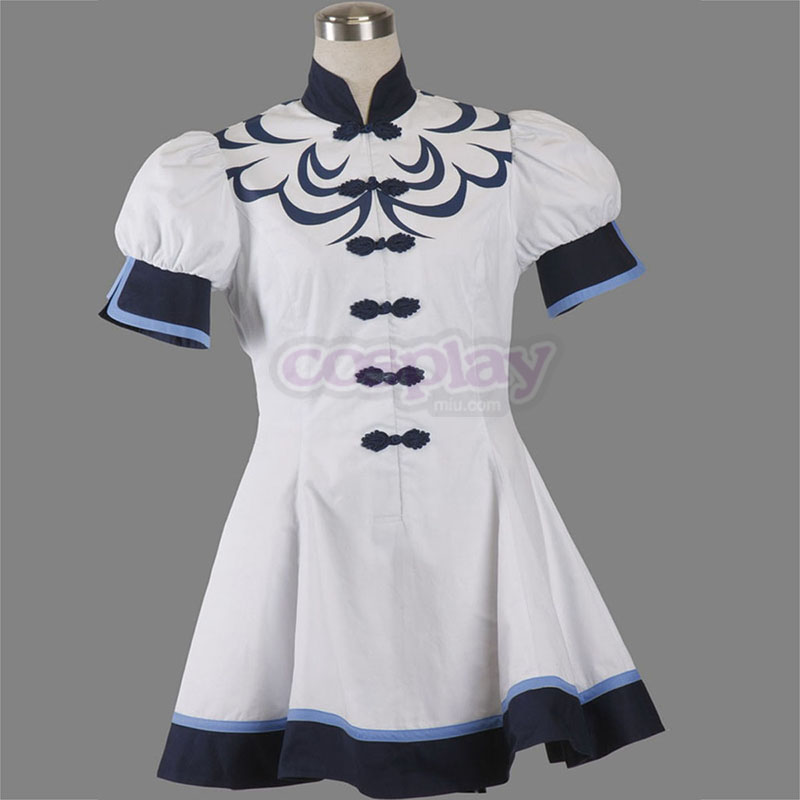 Touka Gettan Summer Female Uniform Cosplay Costumes UK