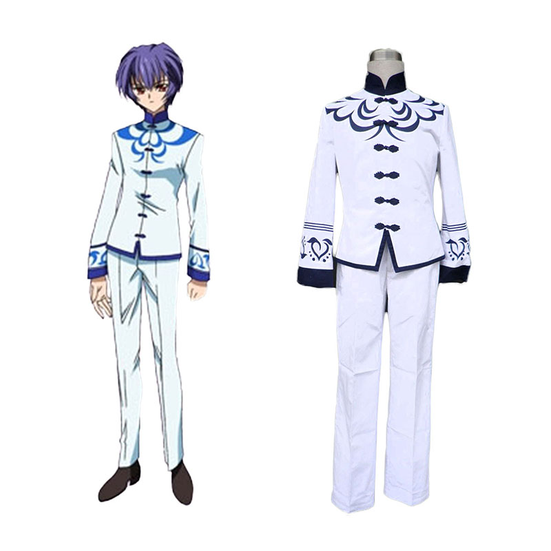 Touka Gettan Male School Uniform Cosplay Costumes UK