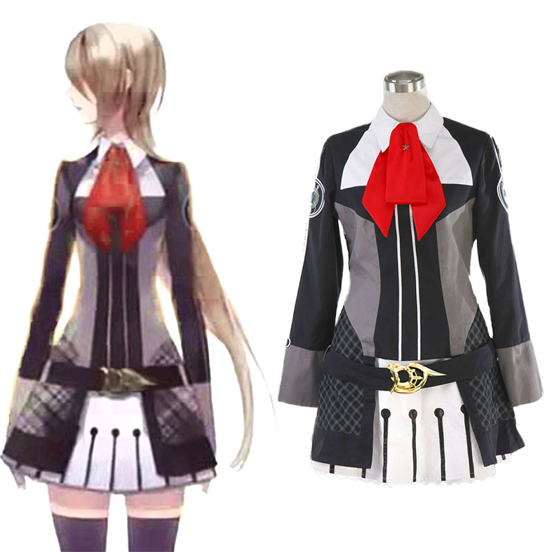 Starry Sky Female Winter School Uniform Cosplay Costumes UK