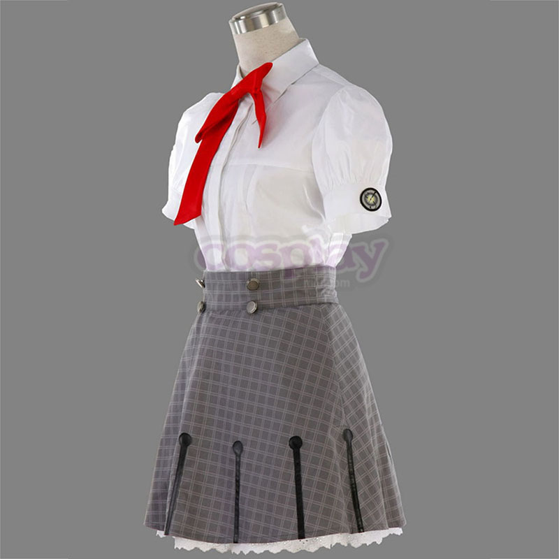 Starry Sky Female Summer School Uniform Cosplay Costumes UK