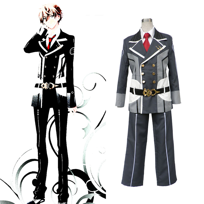 Starry Sky Male Winter School Uniform 1 Cosplay Costumes UK