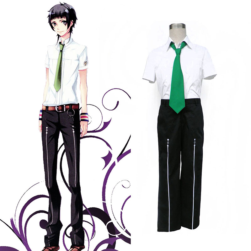 Starry Sky Male Summer School Uniform 2 Cosplay Costumes UK