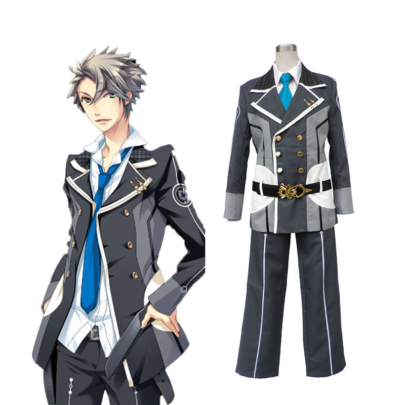 Starry Sky Male Winter School Uniform 3 Cosplay Costumes UK