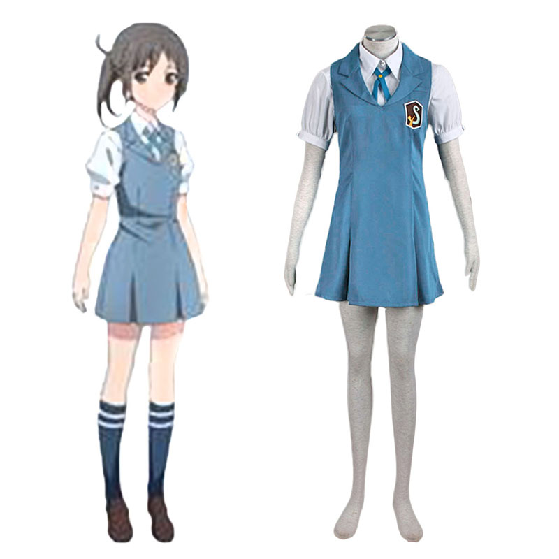 Tari Tari Wakana Sakai 1 Cosplay Costumes UK