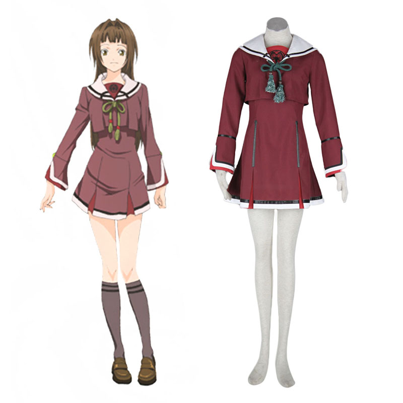 Hiiro no Kakera 3 Tamaki Kasuga 2 Cosplay Costumes UK