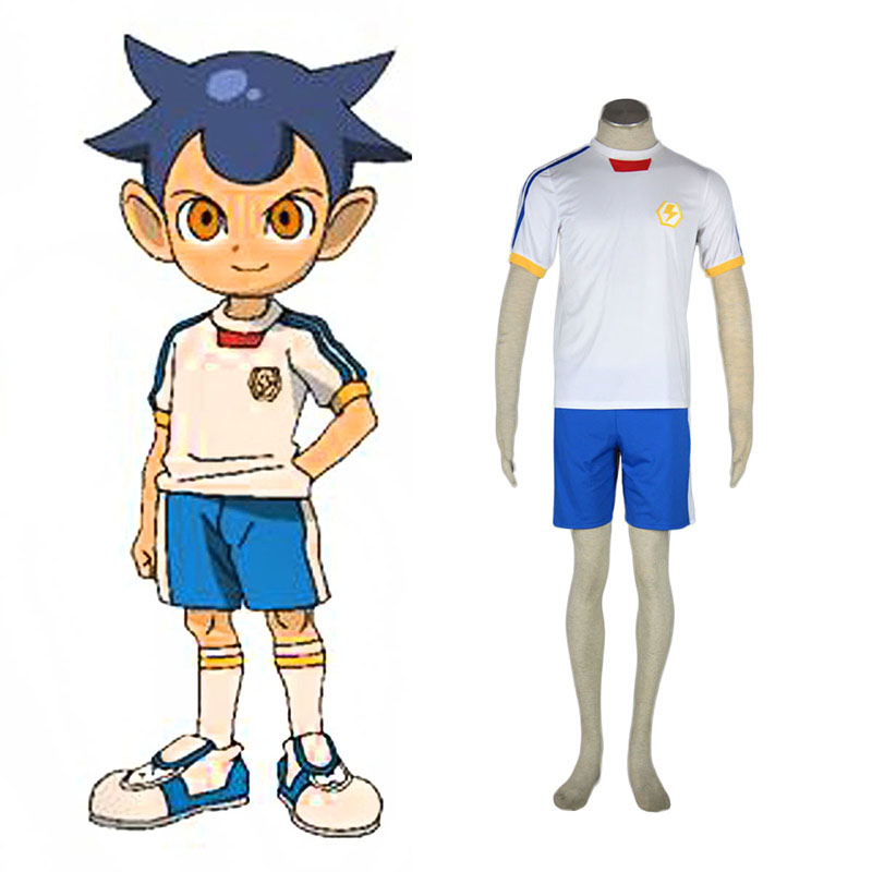 Inazuma Eleven Japan Team Summer 2 Cosplay Costumes UK