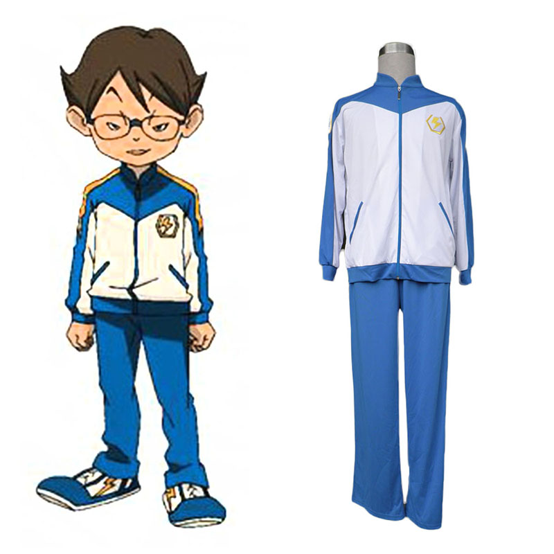 Inazuma Eleven Japan Team Winter 1 Cosplay Costumes UK