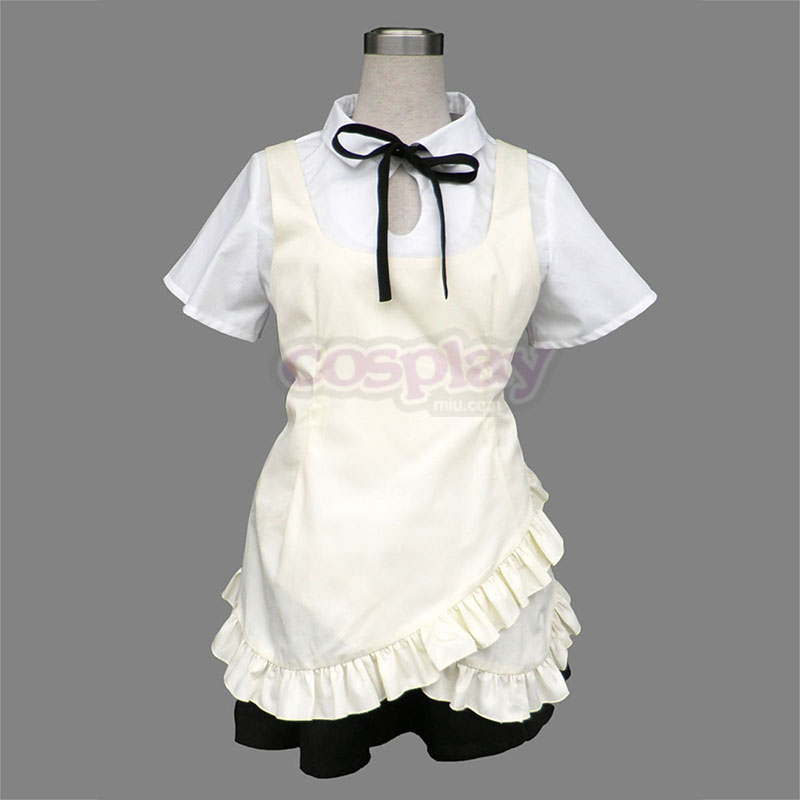 Working!! Wagnaria Female Uniform Cosplay Costumes UK