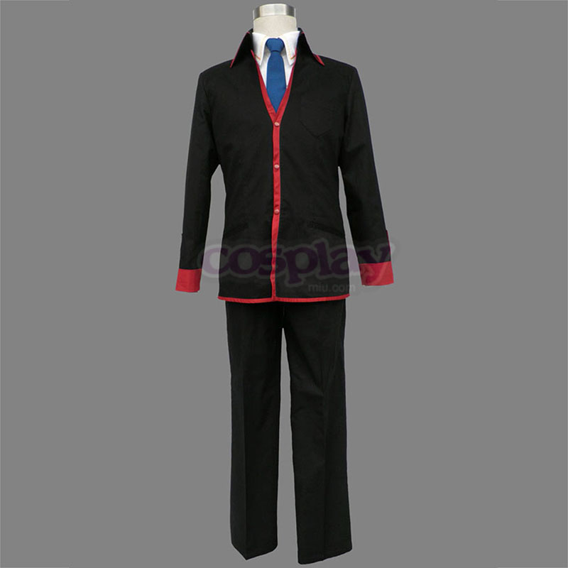 Little Busters Male School Uniform Cosplay Costumes UK