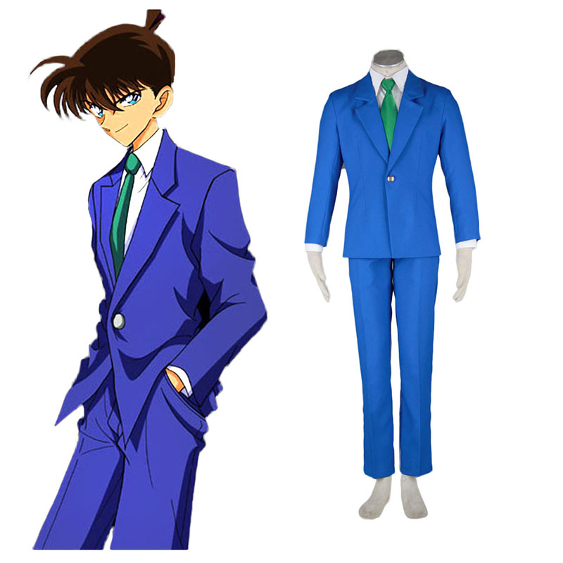 Detective Conan Jimmy Kudo 1 Cosplay Costumes UK
