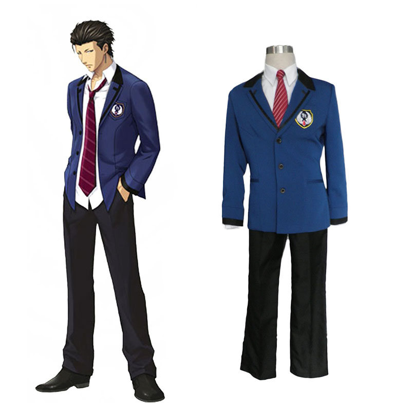 Tokimeki Memorial Girl's Side: 3 Story Male Uniform 2 Cosplay Costumes UK
