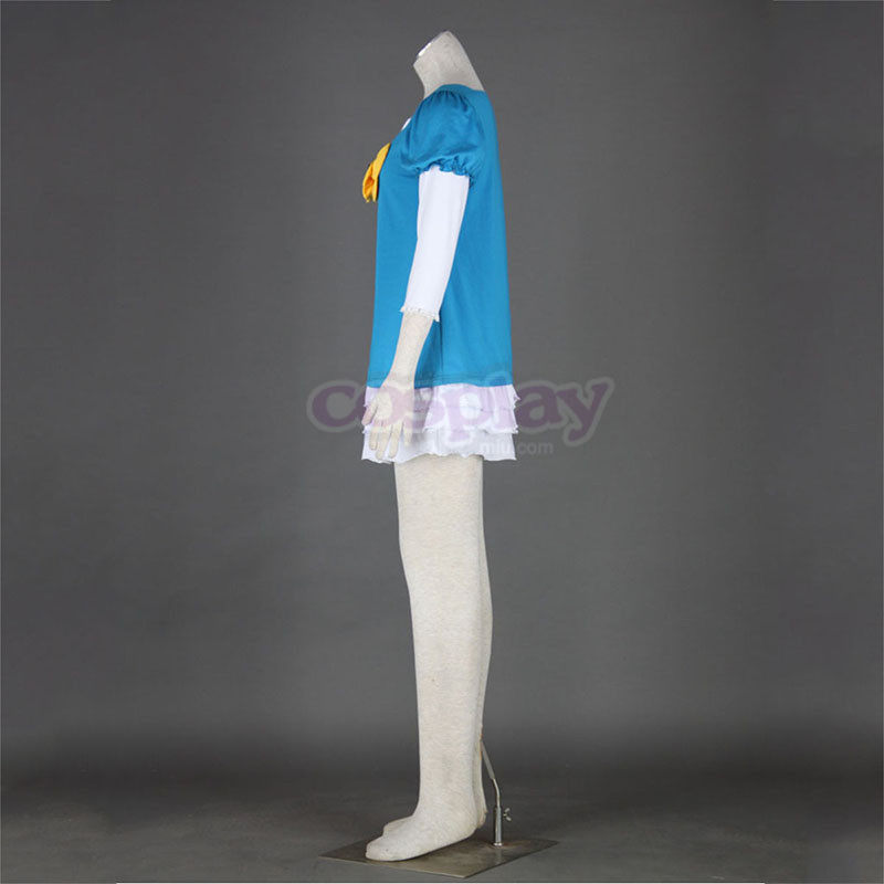HeartCatch Pretty Cure! Erika Kurumi Cosplay Costumes UK