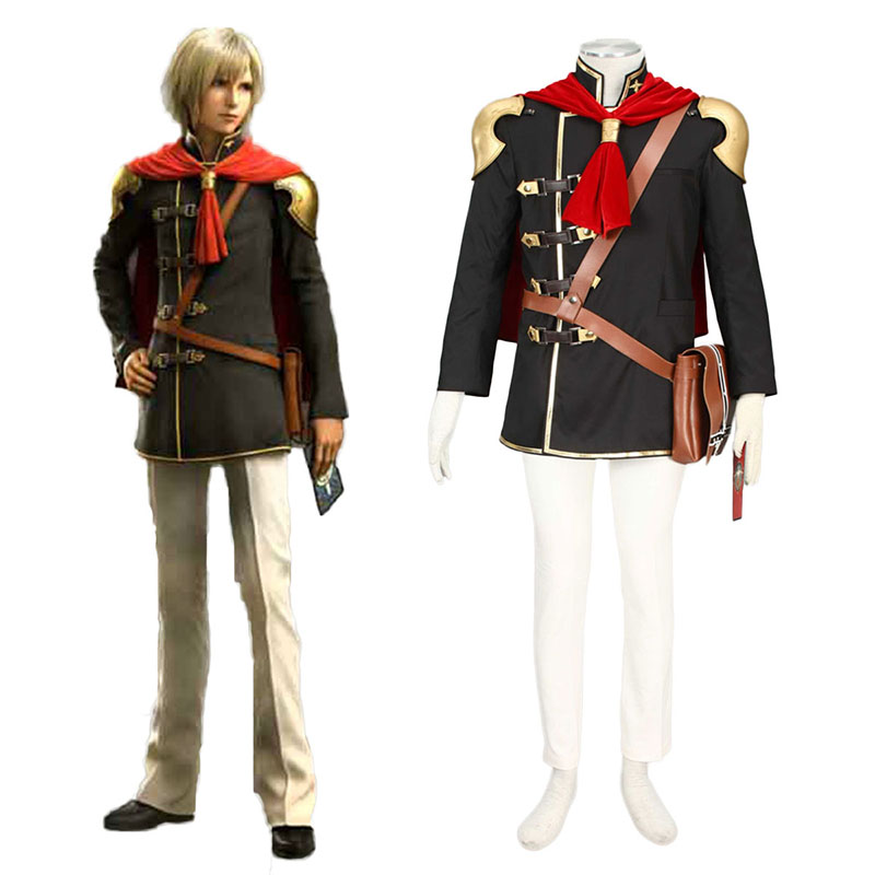 Final Fantasy Type-0 Ace 1 Cosplay Costumes UK