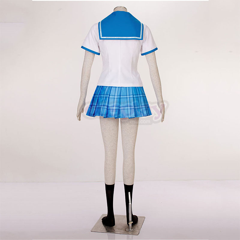Strike the Blood Yukina Himeragi 1 Cosplay Costumes UK