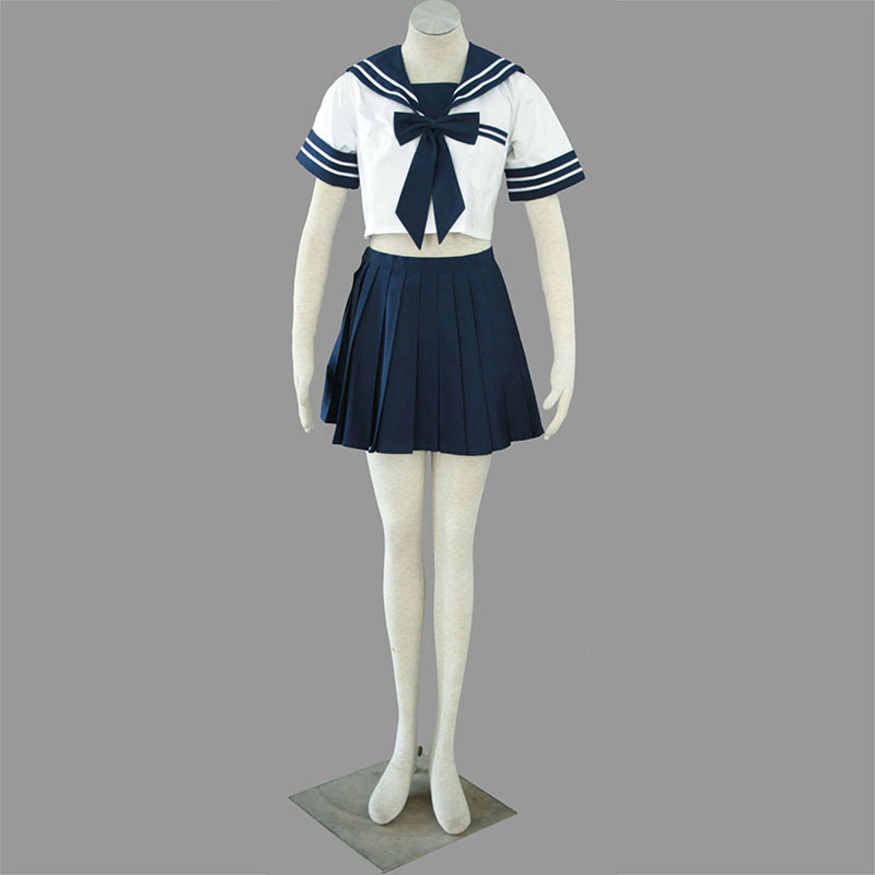 Sailor Uniform 4 High School Cosplay Costumes UK