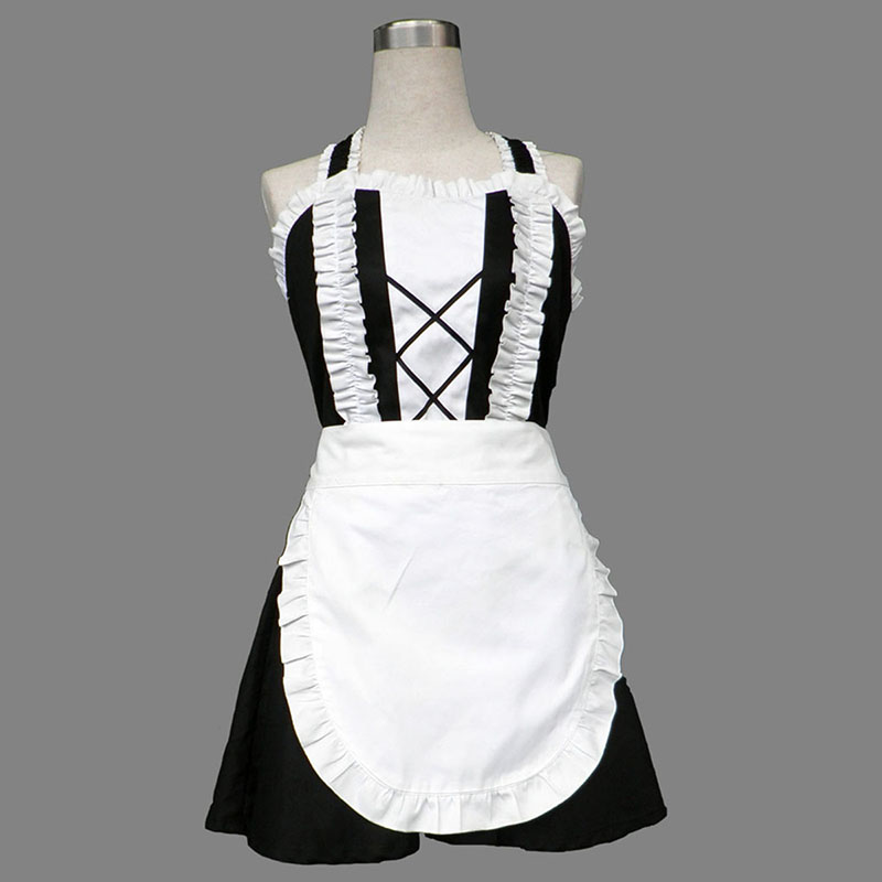 Maid Uniform 3 Devil Attraction Cosplay Costumes UK