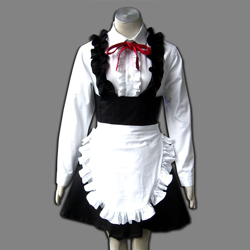 Maid Uniform 8 Pure Spirit Cosplay Costumes UK