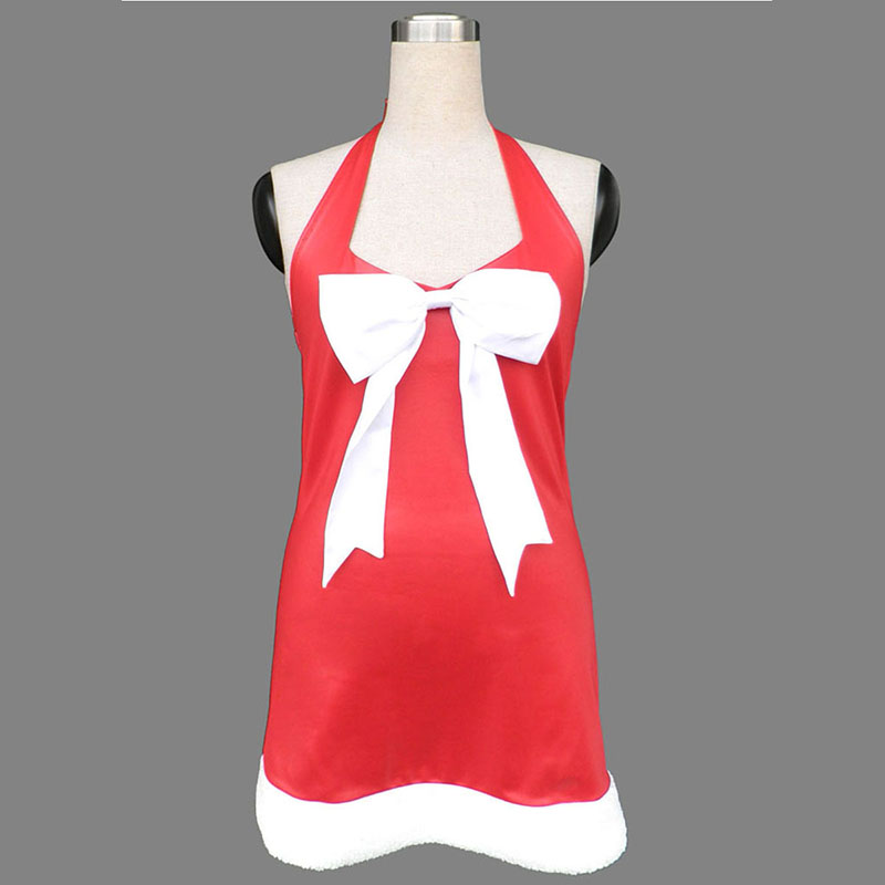 Christmas Lady Dress 1 Cosplay Costumes UK