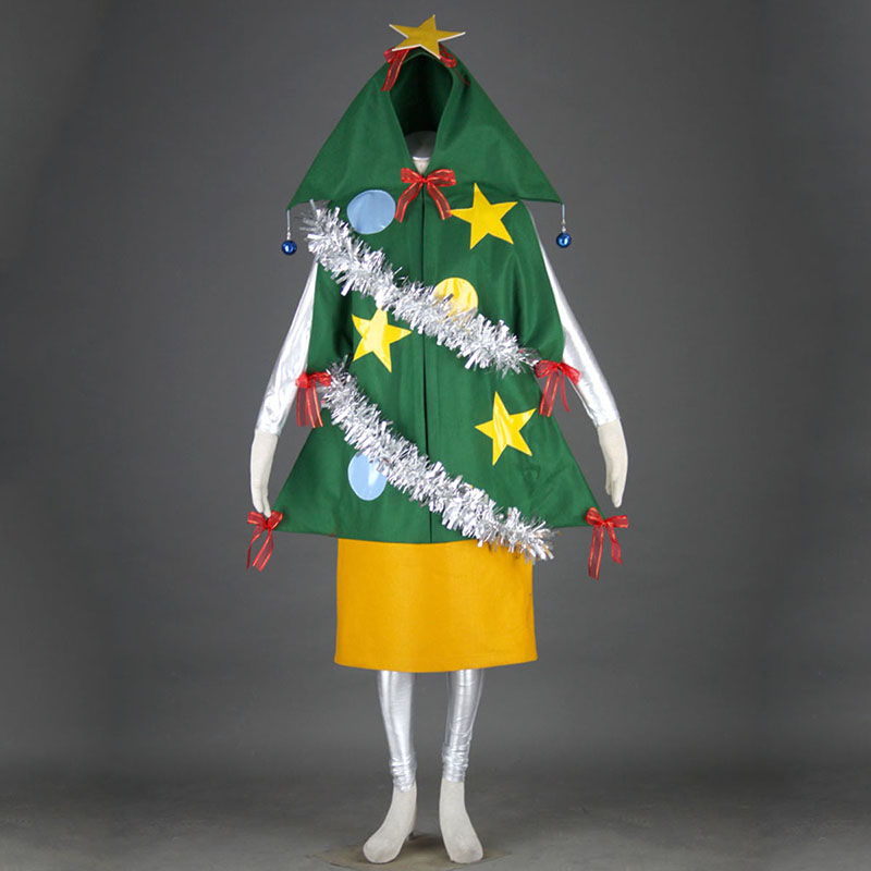 Christmas Tree 1 Cosplay Costumes UK