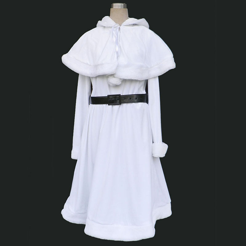 Christmas Lady Dress 10 Cosplay Costumes UK