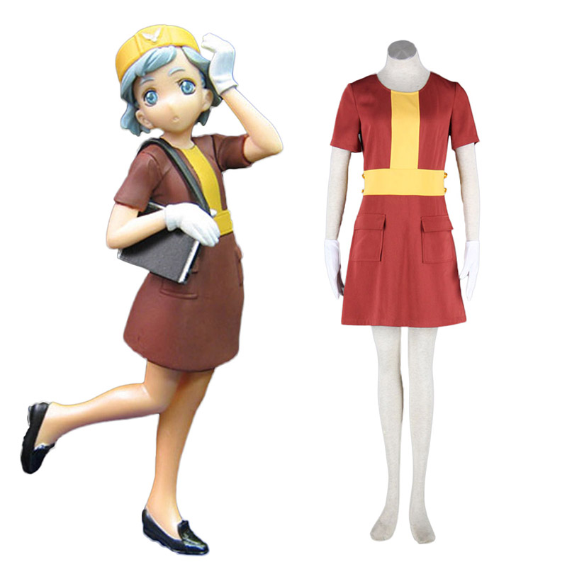 Aviation Uniform Culture Stewardess 4 Cosplay Costumes UK