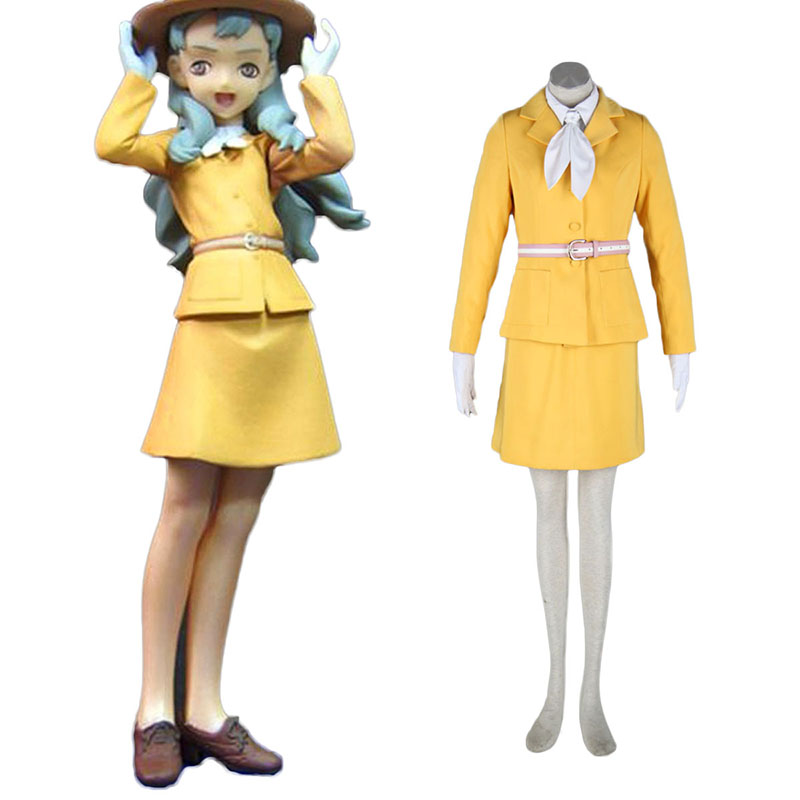 Aviation Uniform Culture Stewardess 5 Cosplay Costumes UK