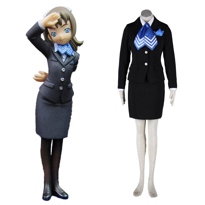 Aviation Uniform Culture Stewardess 10 Cosplay Costumes UK