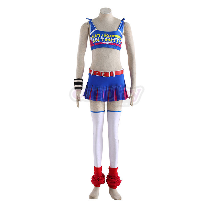 Lollipop Chainsaw Juliet 1 Cosplay Costumes UK