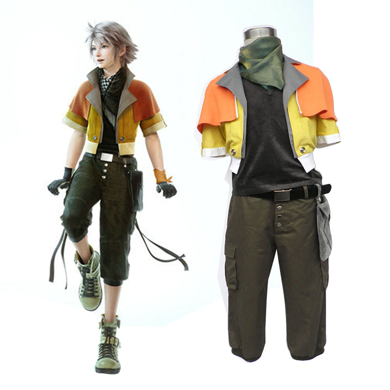 Final Fantasy XIII Hope Estheim 1 Cosplay Costumes UK