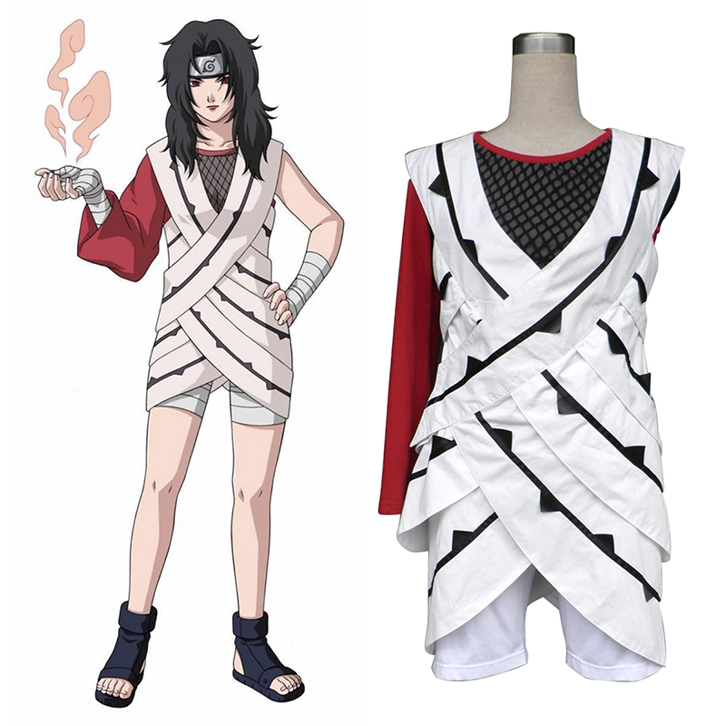 Naruto Kurenai Yuhi 2 Cosplay Costumes UK