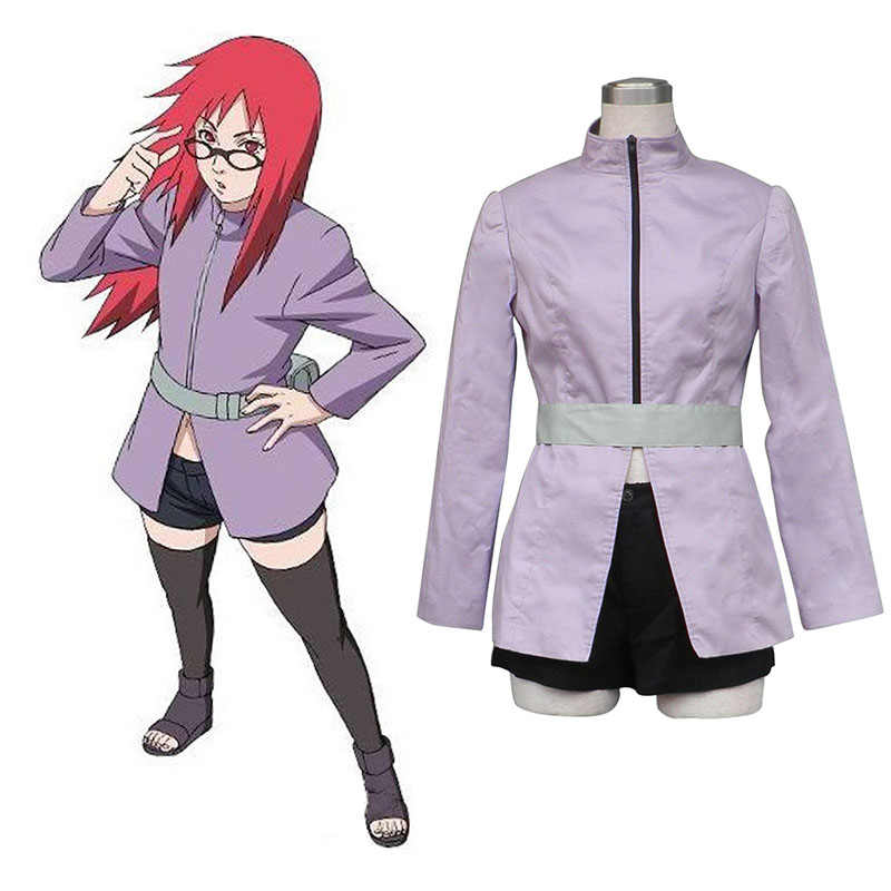 Naruto Karin 1 Cosplay Costumes UK