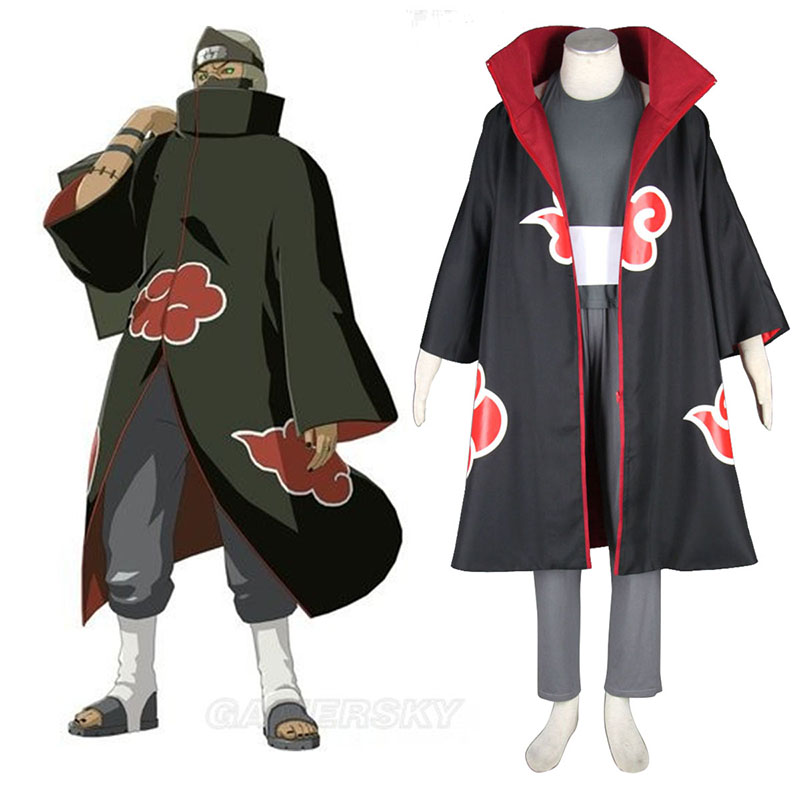 Naruto Kakuzu 1 Cosplay Costumes UK