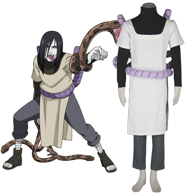 Naruto Orochimaru 1 Cosplay Costumes UK