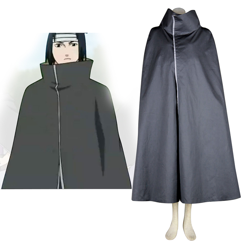 Naruto Uchiha Sasuke 5 Cosplay Costumes UK