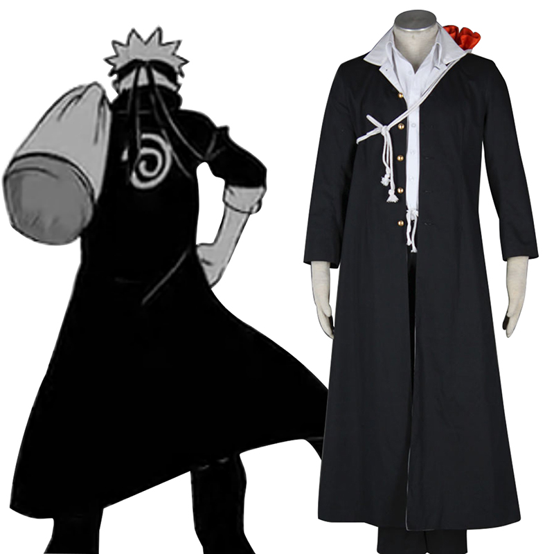 Naruto Uzumaki Naruto 7 Cosplay Costumes UK