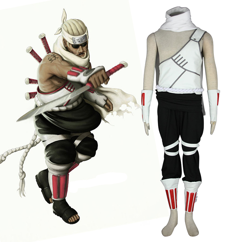 Naruto Killer B 1 Cosplay Costumes UK