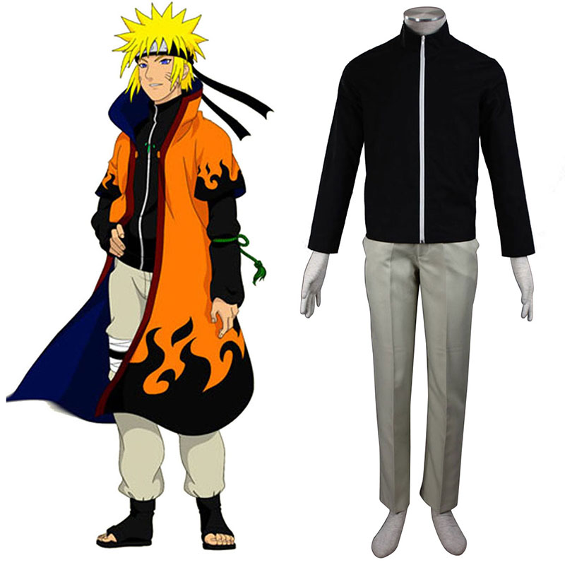 Naruto Uzumaki Naruto 8 Cosplay Costumes UK