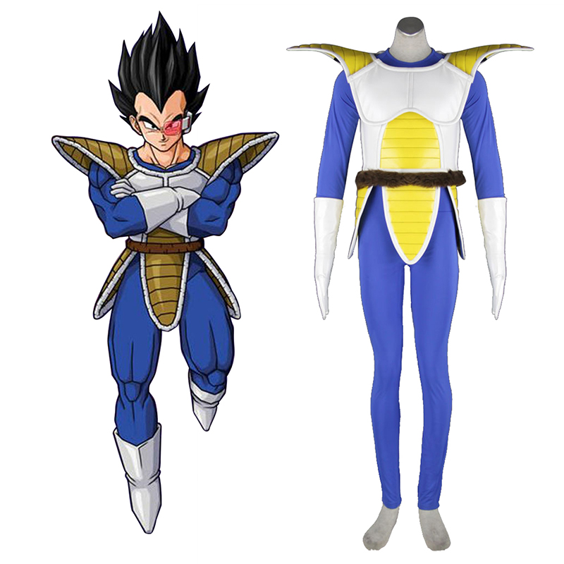 Dragon Ball Vegeta 1 Cosplay Costumes UK